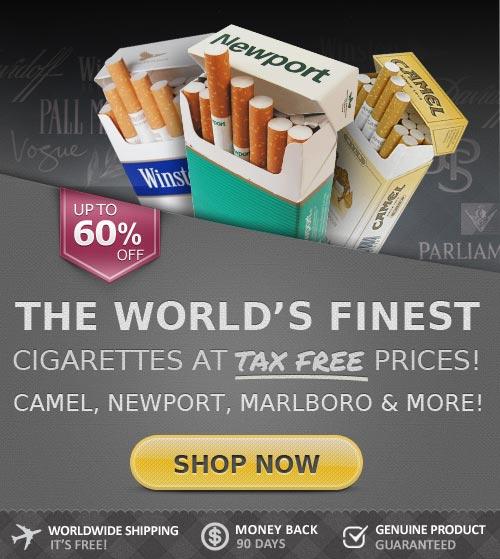 Marlboro white menthol 10